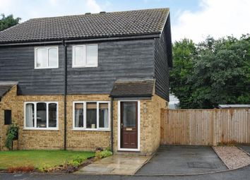 Thumbnail 2 bed semi-detached house for sale in Riley Close, Abingdon
