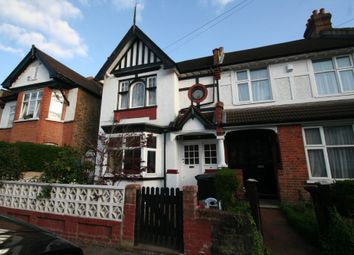 Thumbnail 3 bed terraced house to rent in Lyndhurst Road, Thornton Heath