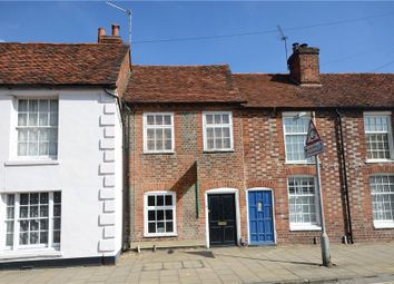 Thumbnail 2 bedroom terraced house for sale in High Street, Theale, Reading