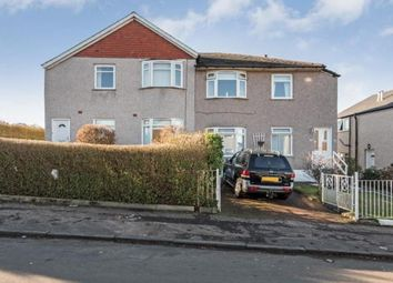 Thumbnail 2 bed flat for sale in Croftburn Drive, Glasgow, Lanarkshire