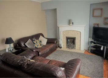 Thumbnail 3 bedroom end terrace house for sale in Teviot Road, Bestwood, Nottingham