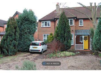 Thumbnail 2 bedroom flat to rent in Woking Road, Guildford