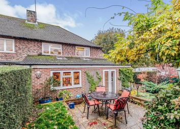 Thornscroft, Steyning, West Sussex, England BN44. 3 bed semi-detached house for sale