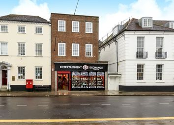 Thumbnail 2 bed flat for sale in South Street, Chichester