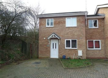 Thumbnail 3 bed end terrace house to rent in The Headland, Chepstow, Monmouthshire
