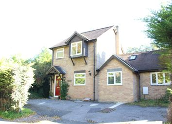 Thumbnail 3 bed link-detached house for sale in Smitham Bridge Road, Hungerford