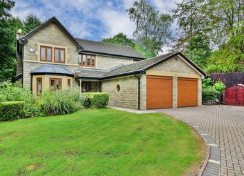 Thumbnail 4 bed detached house for sale in Carr Farm Close, Glossop
