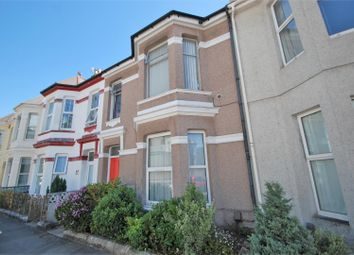 Thumbnail 2 bed flat for sale in Beaumont Road, St. Judes, Plymouth