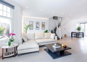 Thumbnail 3 bedroom flat for sale in Howitt Road, Belsize Park
