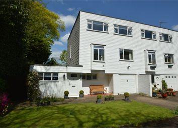 Thumbnail 4 bed end terrace house for sale in Warren Way, Weybridge, Surrey
