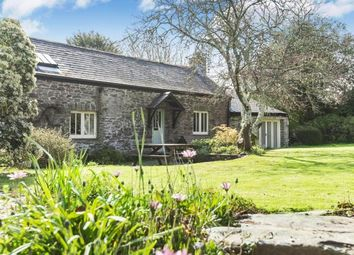 Thumbnail 3 bed barn conversion for sale in Treworga, Ruan High Lanes, Truro