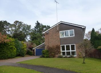Thumbnail 5 bed detached house to rent in Bourne Firs, Lower Bourne, Farnham