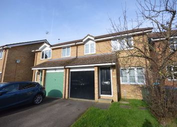 Thumbnail 4 bed semi-detached house for sale in Anxey Way, Haddenham, Aylesbury