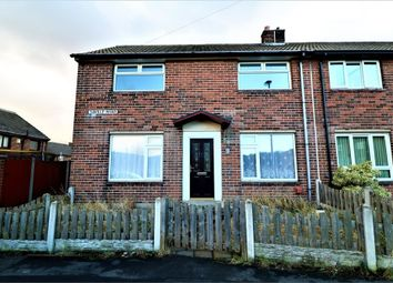 Thumbnail 2 bed semi-detached house for sale in Saville Road, Dodworth, Barnsley, South Yorkshire