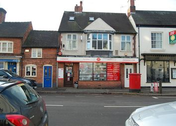 Thumbnail Retail premises for sale in 4 Stafford Street, Stafford