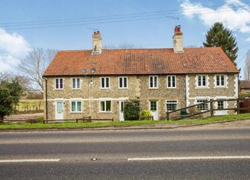 Thumbnail 2 bed end terrace house for sale in Bury Road, Kentford, Newmarket