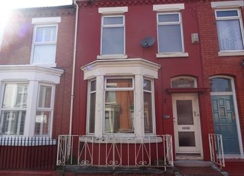 Thumbnail 2 bed terraced house to rent in Alwyn Street, Aigburth, Liverpool