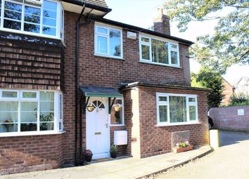 3 bed semi-detached house for sale in Wilmslow Road, Didsbury, Manchester M20