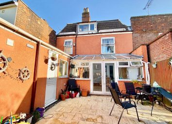 Thumbnail 5 bed terraced house for sale in Deneside, Great Yarmouth