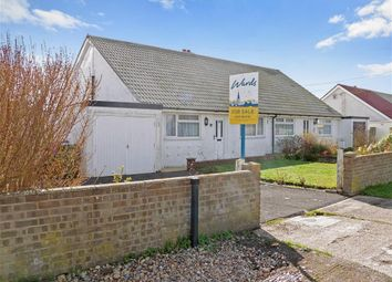 3 bed semi-detached bungalow for sale in Taylor Road, Lydd On Sea, Romney Marsh, Kent TN29