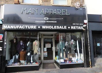 Thumbnail Retail premises to let in Kingsland High Street, Dalston