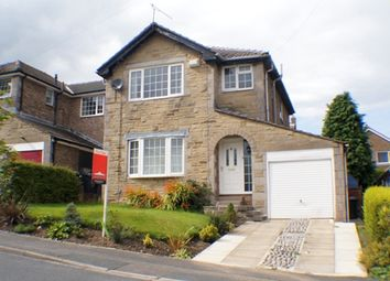 Thumbnail 3 bed detached house for sale in Ollerdale Avenue, Allerton, Bradford