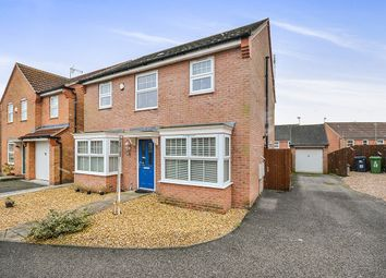 Thumbnail 4 bedroom detached house for sale in James Street, Leabrooks, Alfreton