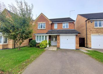 4 bed detached house for sale in Tarragon Way, Bourne, Lincolnshire PE10