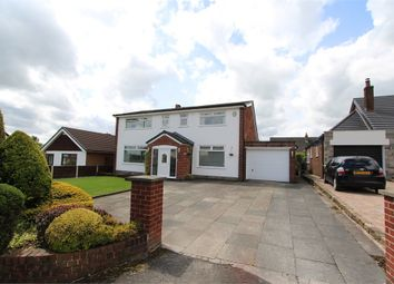 Thumbnail 5 bed detached house for sale in Holcombe Road, Greenmount, Bury, Lancashire