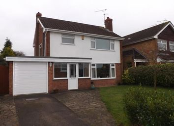 Thumbnail 3 bed detached house for sale in Pikemere Road, Alsager, Cheshire