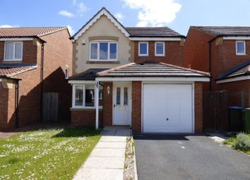 Thumbnail 3 bed detached house for sale in Cherry Grove, Seaham