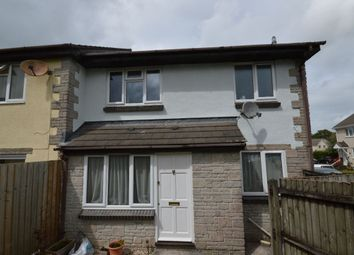 Thumbnail 1 bedroom terraced house for sale in Row Tor Close, Okehampton