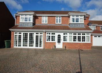 Thumbnail 5 bedroom detached house for sale in Castlemartin, Ingleby Barwick, Stockton-On-Tees