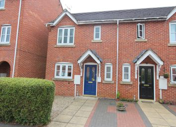 Thumbnail 3 bed semi-detached house to rent in Ruddle Way, Langham, Oakham