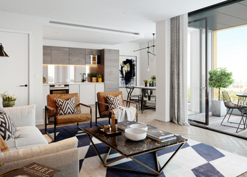 Thumbnail 2 bed flat for sale in The Lantern, Hkr Hoxton Dawson Street, London