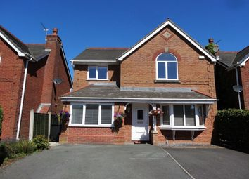 Thumbnail 4 bedroom detached house for sale in Bude Close, Cottam, Preston