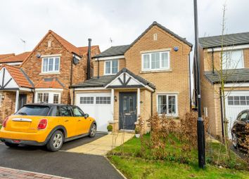 Thumbnail 3 bed detached house for sale in Hornbeam Close, Water Lane, York