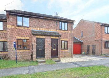 Thumbnail 2 bed terraced house for sale in Aghemund Close, Chineham, Basingstoke