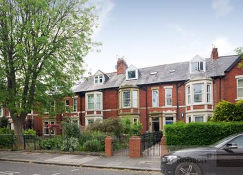 Thumbnail 7 bedroom terraced house for sale in Queens Road, Jesmond, Newcastle Upon Tyne
