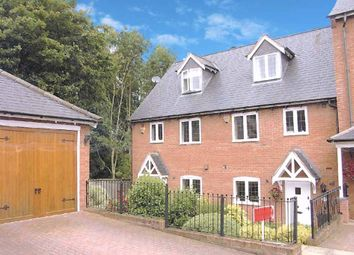 Thumbnail 3 bed terraced house for sale in Shakels Close, Redditch, Worcestershire
