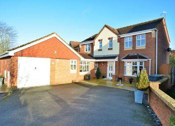 Thumbnail 4 bed detached house for sale in Bath Road, Bracebridge Heath, Lincoln