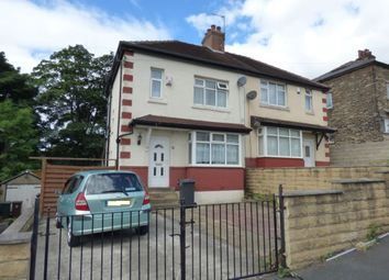 Thumbnail 3 bedroom semi-detached house for sale in St. Leonards Grove, Bradford