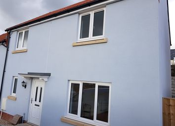 Thumbnail 3 bed terraced house to rent in Dukes Way, Axminster, Devon