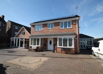 4 bed detached house for sale in Milton Street, Crook DL15