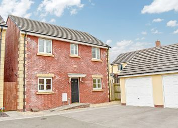 Thumbnail 3 bed detached house for sale in Maes Yr Eithin, Coity, Bridgend.