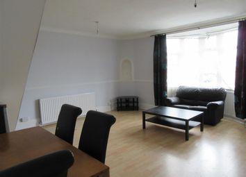 Thumbnail 3 bed flat to rent in Benton Road, High Heaton, Newcastle Upon Tyne