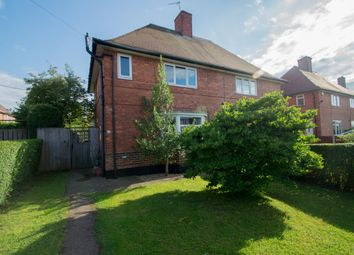 Thumbnail 3 bedroom semi-detached house for sale in Langdale Road, Nottingham