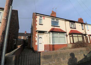 Thumbnail 2 bed town house for sale in Leonard Avenue, Baddeley Green, Stoke-On-Trent