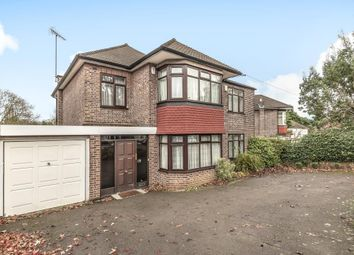 Thumbnail 4 bed detached house to rent in Sussex Ring N12, Woodside Park, London,