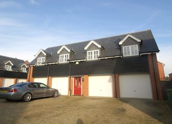 Thumbnail 2 bedroom flat for sale in Vanguard Chase, Costessey, Norwich